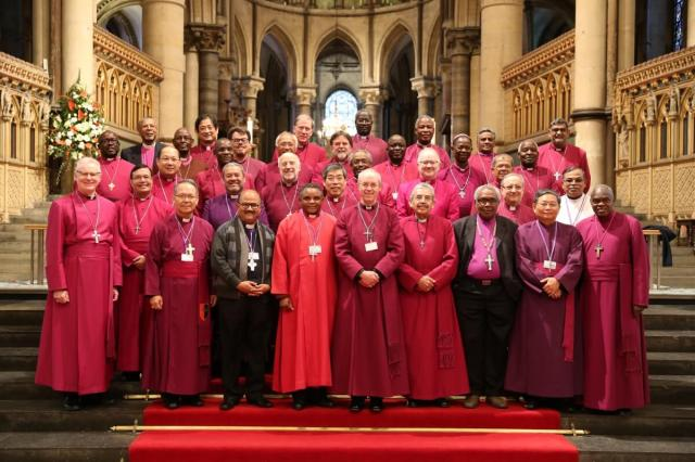The Primates of the Anglican Communion at their 2016 Meeting